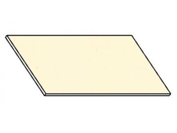 Kuchyňská pracovní deska 120 cm vanilka