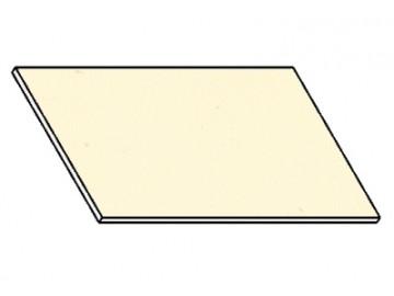 Kuchyňská pracovní deska 100 cm vanilka