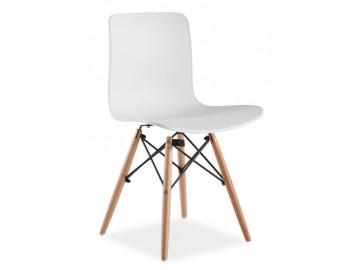 Jídelní židle CLIO bílá