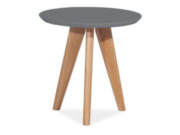 Konferenční stolek MILAN S1 šedý