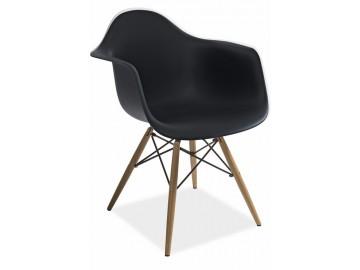 Jídelní židle MONDI černá