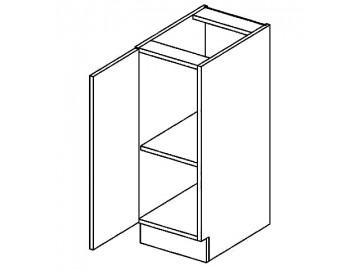 D30L dolní skříňka jednodvéřová COSTA OLIVA