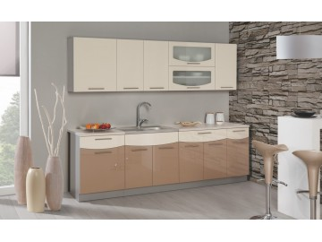Kuchyně SMILE jas/cap 260