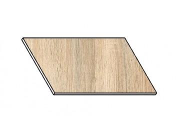 Kuchyňská pracovní deska 30 cm dub sonoma
