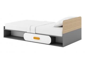 JOGO-J18 postel 90x200 cm