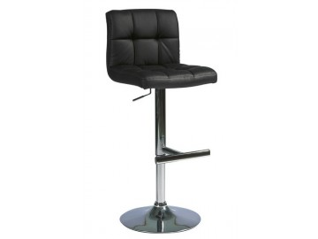 Barová židle KROKUS C-105 černá