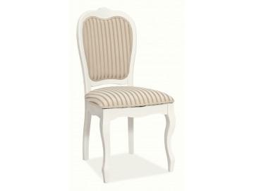 Jídelní čalouněná židle PR-SC béžová/ecru