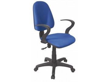 Kancelářská židle Q-02 - modrá