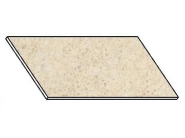 Kuchyňská pracovní deska 120 cm písek