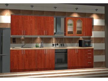 Kuchyně NORA 260 de LUX hruška