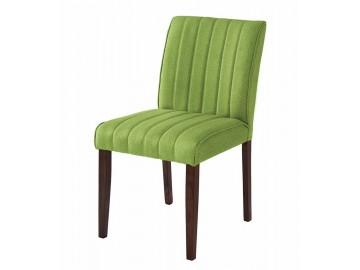 Jídelní čalouněná židle RAINBOW zelená