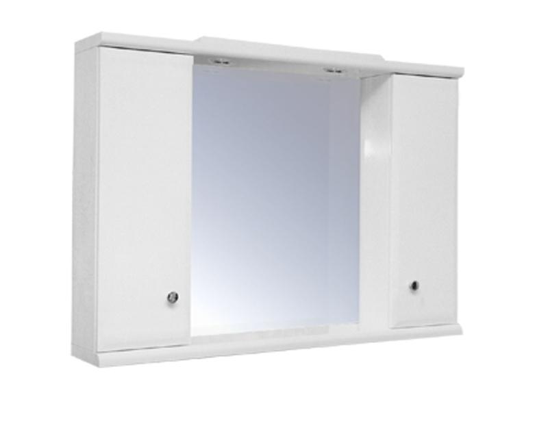 Zrcadlové skříňky