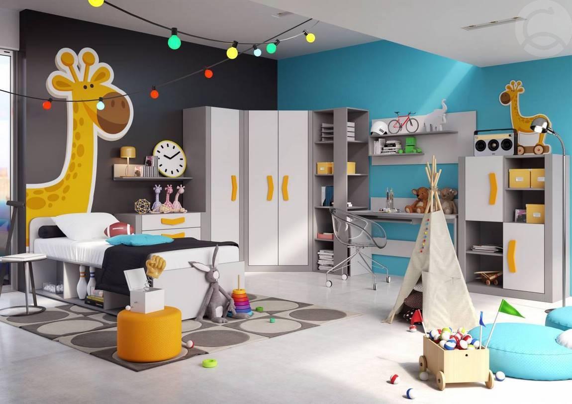 Dětský pokoj BUMERANG