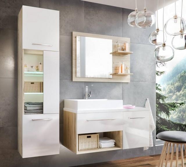 Rozšiřujeme nabídku koupelnového nábytku o variabilní sestavu ARUBA!