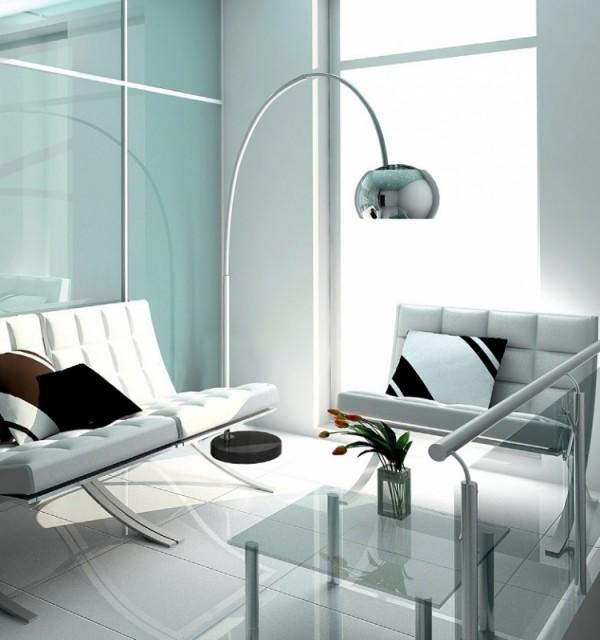 Moderní stojací lampa COSMO v různých velikostech!
