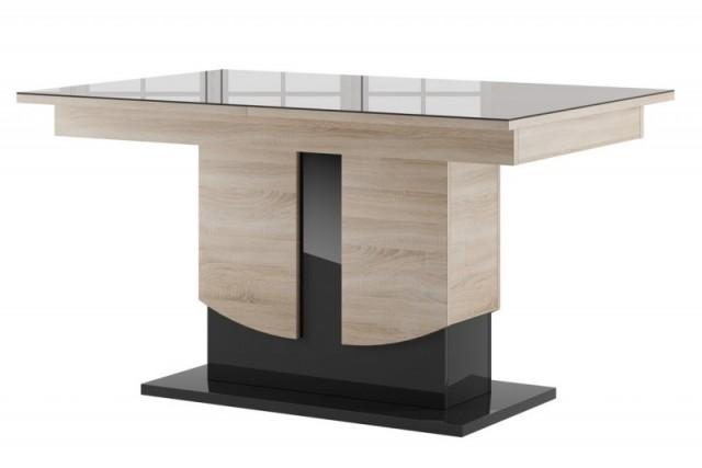 Jídelní stůl STAR 14 představuje přesně ten kousek, který bude tvořit výrazný prvek Vaší jídelny!
