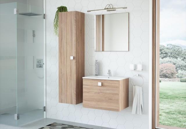 Moderní koupelnová sestava MODUST