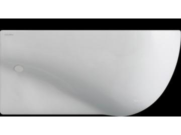 Bidet závěsný NUVOLA 46x35 cm