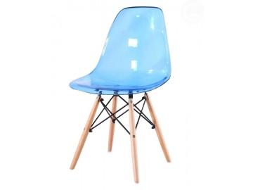 Jídelní židle ICE modrá