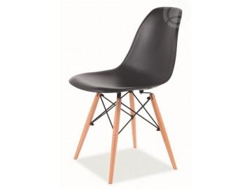 Jídelní židle ENZO/MODENA černá